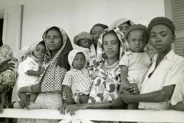 Madagascar Majunga à La Croix Rouge Ancienne Photo 1950 - Africa