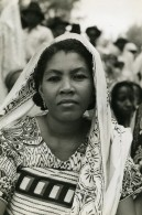 Madagascar Portrait Femme De Majunga Ancienne Photo 1950 - Africa