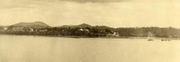 Vue Poétique De Madagascar Panorama Mer Majunga? Ancienne Photo 1937 - Africa