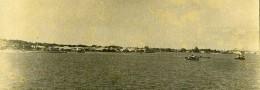 Vue Poétique De Madagascar Panorama Majunga? Ancienne Photo 1937 - Africa