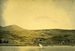 Vue Poétique De Madagascar Tananarive Lac Anosy? Ancienne Photo 1937 - Africa