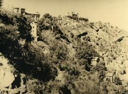 Vue Poétique De Madagascar Tananarive Rova Manjakamiadana Ancienne Photo 1937 - Africa