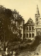 Madagascar Tananarive Rova Manjakamiadana Chapelle Royale Ancienne Photo 1937 - Africa