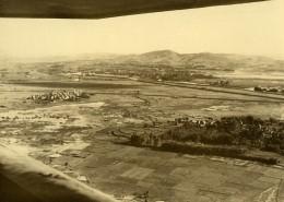 Vue Aerienne De Madagascar Environs De Tananarive? Ancienne Photo 1937 - Africa