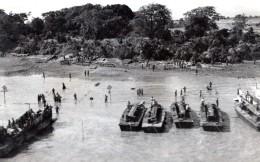 WWII Campagne De Birmanie Sittwe Prise D' Akyab Ancienne Photo 1945 - War, Military