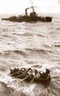 WWII Mer Baltique Mouilleur De Mines Allemand SS Mormachawk Ancienne Photo 1939 - War, Military
