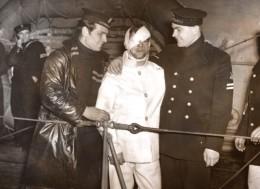 Rescape Du Naufrage Du Newcastle Collier Sheaf Crest Ancienne Photo 1939 - War, Military