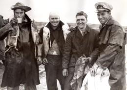 Australie Bateau Vapeur Americain Rescapes D'un Naufrage Ancienne Photo 1943 - War, Military