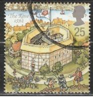 Gran Bretagna 1995 The Rose, 1592 - Animali (Fauna) | Cavalli | Mammiferi | Occasioni Speciali | Ponti | Teatro - 1952-.... (Elizabeth II)