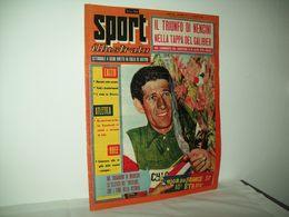 Lo Sport Illustrato (Anno 46°  1957 )  N. 28 - Sport