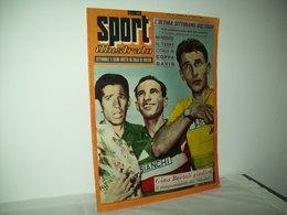 Lo Sport Illustrato (Anno 46°  1957 )  N. 30 - Sport