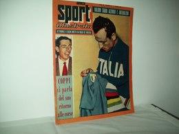 Lo Sport Illustrato (Anno 46°  1957 )  N. 31 - Sport