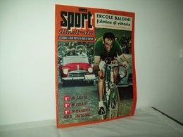 Lo Sport Illustrato (Anno 46°  1957 )  N. 32 - Sport