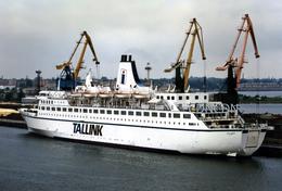 7X5 PHOTO OF VANA TALLIN WHITE HULL - Boats