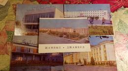 KAZAKHSTAN. Taraz / Jambul. 8 PCs Lot  1974 - Kazakhstan