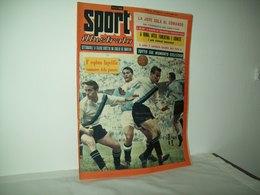 Lo Sport Illustrato (Anno 46°  1957 )  N. 39 - Sport