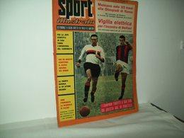 Lo Sport Illustrato (Anno 46°  1957 ) N. 48 - Sport