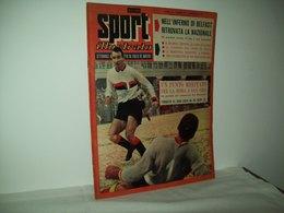 Lo Sport Illustrato (Anno 46°  1957 ) N. 50 - Sport