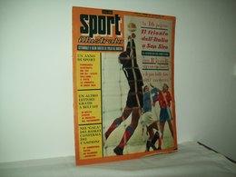 Lo Sport Illustrato (Anno 46°  1957 ) N. 52 - Sport