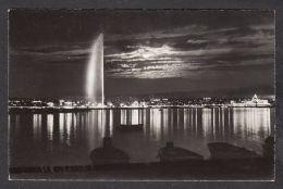 73916/ GENEVE, Vue Nocturne - GE Geneva