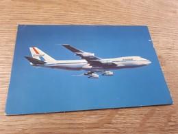 Postcard - Airplanes, United    (29780) - 1946-....: Moderne