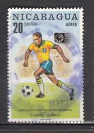 Nicaragua, Foot, Football, Soccer, Coupe Du Monde, World Cup, Horloge, Horlogerie, Clock - Coupe Du Monde