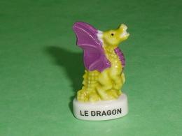 Fèves Personnalisée : Le Dragon  ( Banette )   T127 - Characters