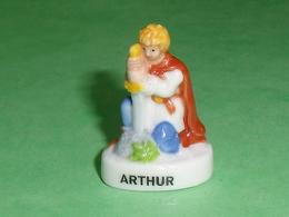 Fèves Personnalisée : Arthur  ( Banette )   T127 - Characters