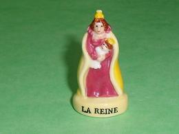 Fèves Personnalisée : La Reine  ( Banette )   T127 - Characters