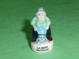 Fèves Personnalisée : La Mère Michele  ( Banette )   T127 - Characters