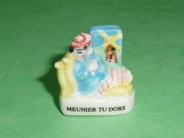 Fèves Personnalisée : Meunier Tu Dors  ( Banette )   T127 - Characters