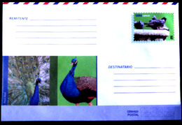 14662  Pigeons - Colombes - Birds - Postal Stationery 2018 - Unused - 1,95 - Piccioni & Colombe