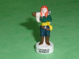 Fèves Personnalisée : La Fiancée Du Pirate   ( Banette )    T127 - Cartoons