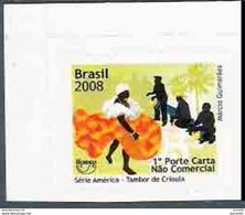 657   Dance - UPAEP - Folklore - Bresil 2008 MNH - Free Shipping -  1,25 - Dans
