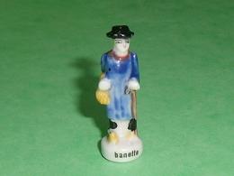 Fèves Personnalisée : Auvergnat  ( Banette )  2012    T127 - Characters