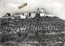 Lazio-roma-monte Porzio Catone Particolare Bella Veduta Panorama Monteporziocatone Anni 50/60 - Italia