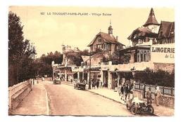 D  62 - Cpa -   LE  TOUQUET  -  VILLAGE  SUISSE   - 5847   MA - Le Touquet