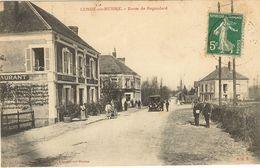CONDÉ-sur-HUISNE -  Route De Régmalard    91 - France