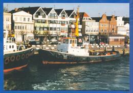 Deutschland; Travemünde Lübeck; Hafen - Luebeck-Travemuende