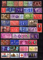 Collection Du Timbres   Selon Scan 1855 - 19??, Oblitéré, Lot 49973 - Grande-Bretagne