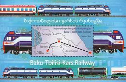Georgia 2013. Baku-Tbilisi-Kars Railway.  MNH - Géorgie