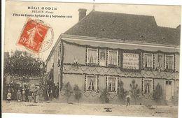 PREAUX - Hôtel Godin - Fêtes Du Comice Agricole Du 4 Septembre 1910  107 - France