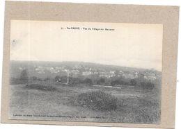 SAINTE BARBE - 88 - Vue Du Village Sur Baccarat - DRO/SAL - - Other Municipalities