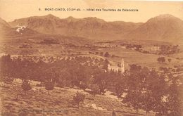 20-MONT-CINTO- HÔTEL DES TOURISTES DE CALACUCCIA - Andere Gemeenten