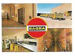 SAGBA STE ANONYME DES GRANDES BRASSERIES ANTILLAISES Z.I. DE JARRY - Publicités