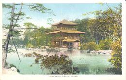 Japan - Kyoto - Kinkakuji - Kyoto