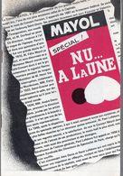 Paris : Programme MAYOL  : NU A LA UNE  (1969) (PPP9011) - Programs