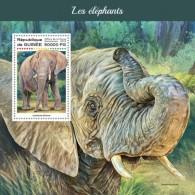 Guinea 2018  Elephants S201806 - Guinea (1958-...)