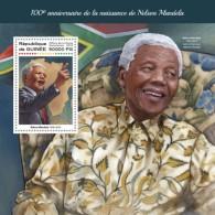 Guinea 2018  Nelson Mandela  S201806 - Guinea (1958-...)