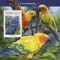 Guinea 2018   Parrots S201806 - Guinea (1958-...)